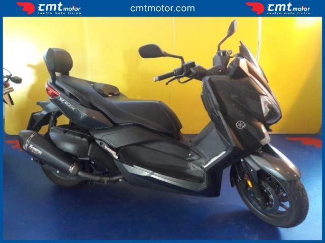 Yamaha X-max 400 usata Finanziabile - nero - 12202 a benzina Rif. 11645886
