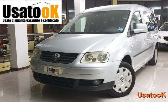 Volkswagen Caddy usata Maxi 1.9 TDI 105CV 5p. Life 7 posti diesel Rif. 11642053