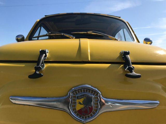 Immagine di FIAT Cinquecento 500 R Replica Abarth