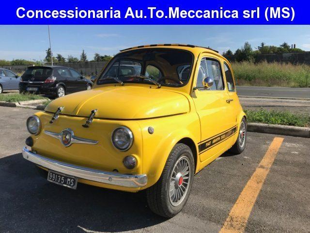 FIAT Cinquecento 500 R Replica Abarth