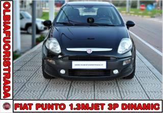 FIAT Punto Evo 1.3 Mjt 75 CV 3 Porte Dynamic Usata