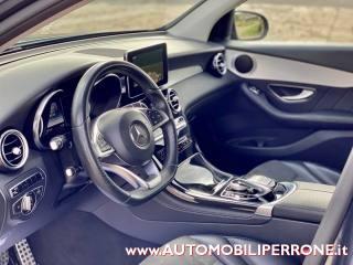 MERCEDES-BENZ GLC 250 D 4Matic Premium AMG (Pelle/Navi/Autom./Led) Usata