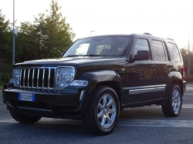 Jeep Cherokee usata 2.8 CRD DPF Limited Auto 2012 diesel Rif. 11689750