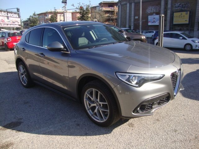 "Alfa Romeo Stelvio km 0 2200 JTDM AT8 Q4 EXECUTIVE 210CV NAVI TETTO""20 diesel Rif. 11696486"