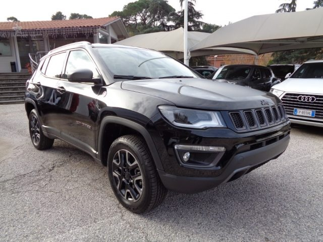 Jeep Compass km 0 2000 MJT TRAILHAWK AT9 170 CV CARPLAY NAVI ITALIA diesel Rif. 11696500