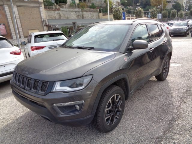Jeep Compass km 0 2000 MJT TRAILHAWK AT9 170 CV CARPLAY NAVI ITALIA diesel Rif. 11696488