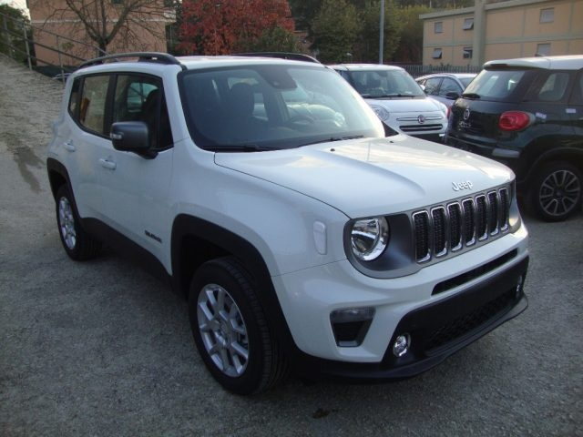 Jeep Renegade km 0 2000 MJT LIMITED 4X4 MY19 AUTOM CARPLAY ITALIANA diesel Rif. 11696487