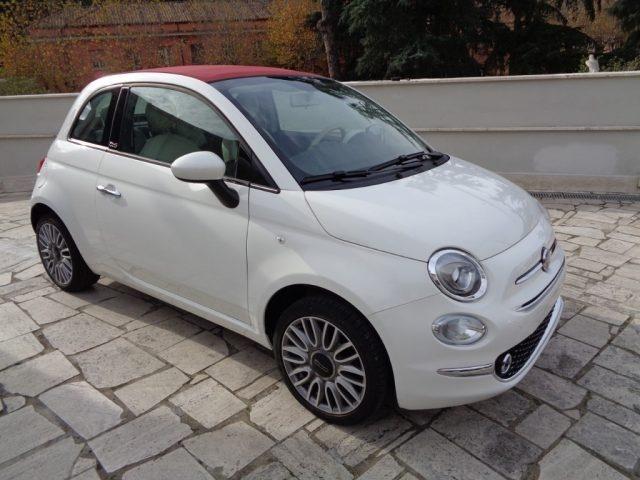 "Fiat 500 usata C 1200 LOUNGE GPL 69CV FEND CLIMAUTO""16 RUOTINO a gpl Rif. 11696495"
