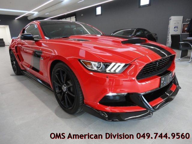 Ford Mustang usata Fastback 5.0 V8 TiVCT aut. GT 'CERVINI' a benzina Rif. 11700275