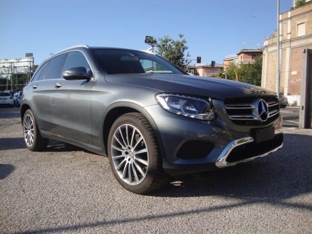 """Mercedes-benz usata D 4MATIC AUTOM. 170CV NAVI F1 """"20 VETRI SCURI diesel Rif. 11696496"""