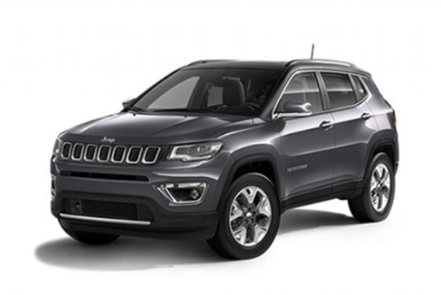 Jeep Compass km 0 1.4 MultiAir 170 CV aut. 4WD Limited a benzina Rif. 11695542
