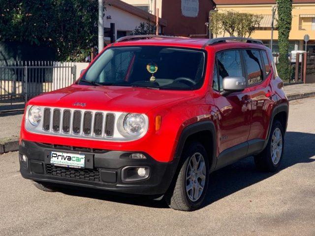 Jeep Renegade usata 2.0 Mjt 140CV 4WD Active Drive Low Limited diesel Rif. 11693554