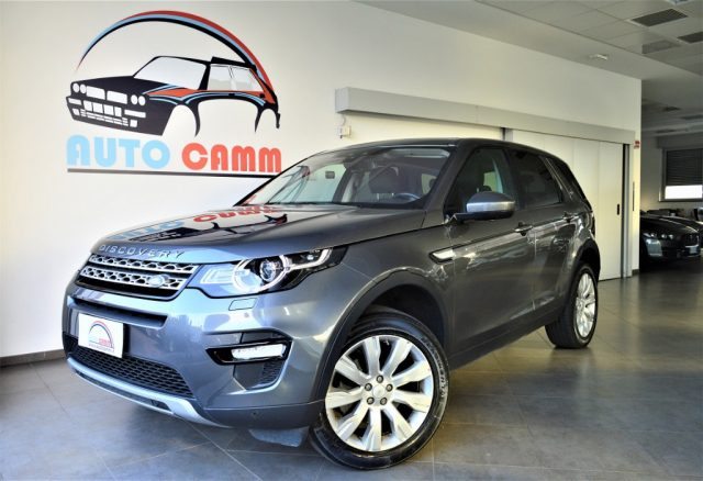 Land Rover Discovery Sport usata 2.0 TD4 180cv aut. HSE Luxury diesel Rif. 11699914