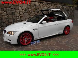 BMW M3 CABRIO DKG EDC NAVI 19 KM100%REAL M DRIVER RHD Usata