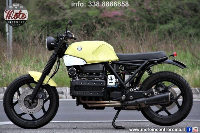 Immagine di BMW K 100 RS Cafè Racer Brat 1985