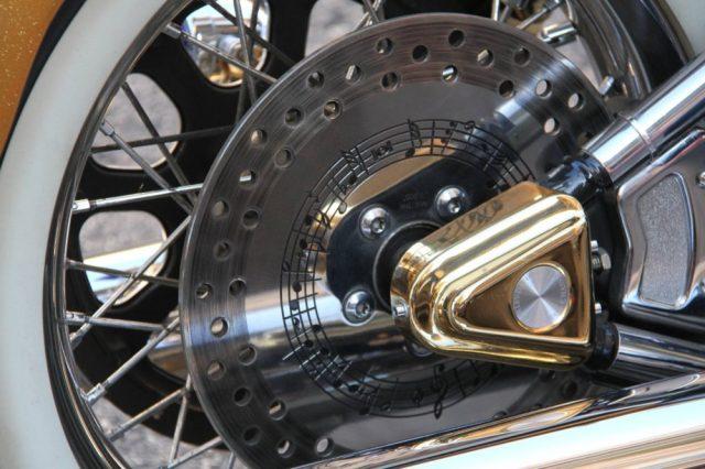 Immagine di HARLEY-DAVIDSON 1450 Softail Deluxe Iniezione Esemplare Unico 2005