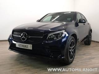 MERCEDES-BENZ GLC 250 4Matic Premium Usata