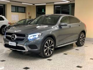 MERCEDES-BENZ GLC 250 D 4Matic Coupé Executive Usata