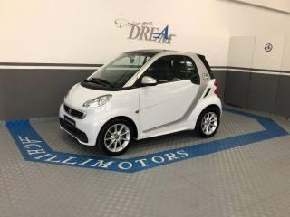 SMART ForTwo Electric Drive Coupé Navi/servo/pelle *solo 7.290k Usata