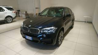 BMW X6 312 CV M-SPORT FULL OPTIONAL Usata