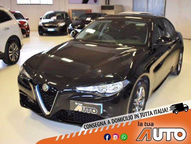 ALFA ROMEO Giulia 2.2 TD 150CV SUPER AT8 NAVI