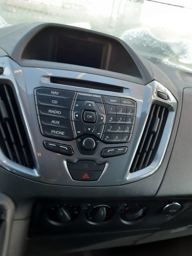 Ford tourneo custom  - dettaglio 1