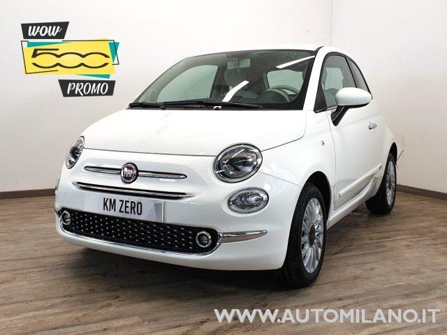 Fiat 500 km 0 1.2 Lounge - Extra sconto 760 ? con Promo WOW a benzina Rif. 11761542