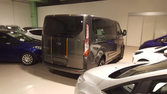 FORD Tourneo Custom 320 2.0 TDCi 185CV aut. PC Sport