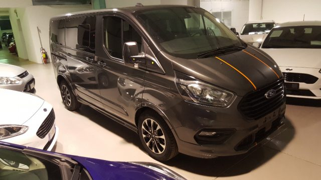 Immagine di FORD Tourneo Custom 320 2.0 TDCi 185CV aut. PC Sport