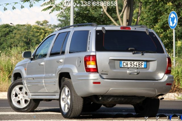 JEEP Grand Cherokee 2.7 CRD cat Overland