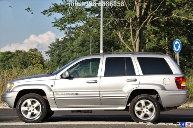 Immagine di JEEP Grand Cherokee 2.7 CRD cat Overland