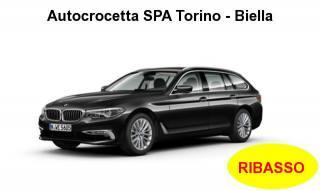 BMW 520 D Auto 190hp Luxury EURO 6 Km 0