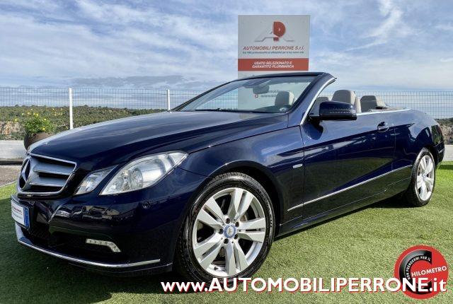 Mercedes-benz usata CDI 231cv Cabrio BlueEFF. Avantgarde diesel Rif. 11799375