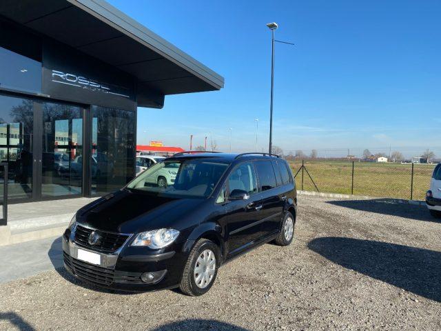 Volkswagen Touran usata 2.0 Trendline Ecofuel a metano Rif. 11807228