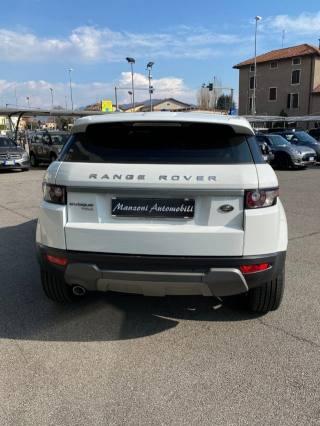 LAND ROVER Range Rover Evoque 2.2 TD4 5p. Usata
