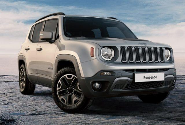 Jeep Renegade km 0 1.6 Mjt 120 CV Limited my18 diesel Rif. 11851134