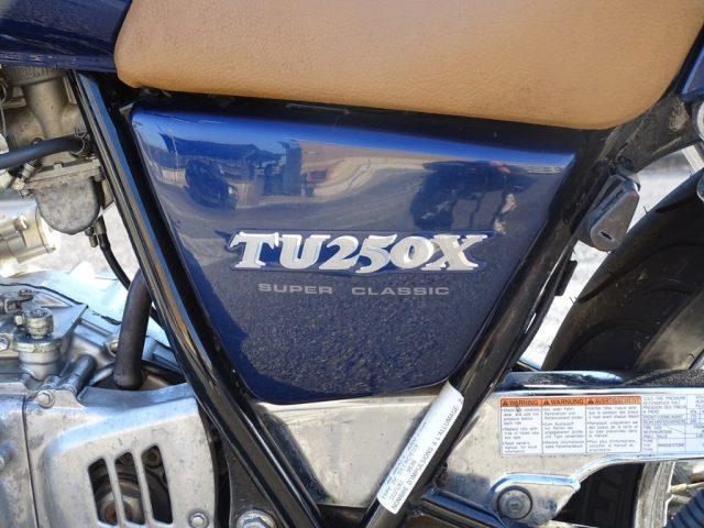 Immagine di SUZUKI TU 250 X Come Nuova solo 4.000 KM