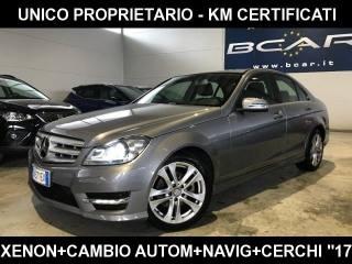MERCEDES-BENZ C 220 CDI BlueEF. Avantgarde Navi+Cambio Autom+Xenon+