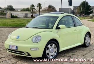 VOLKSWAGEN New Beetle 1.6i 102cv - UNICO PROPRIETARIO / Perfetta :) Usata