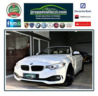 BMW 420 D Cabrio HUD/NAVI PRO/PELLE Usata
