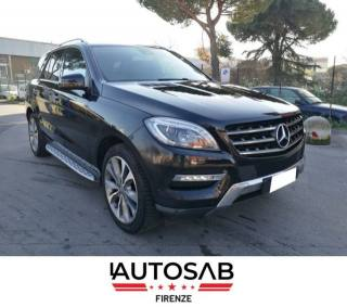 MERCEDES-BENZ ML 250 BlueTEC 4Matic Premium Navi Alcantara Usata