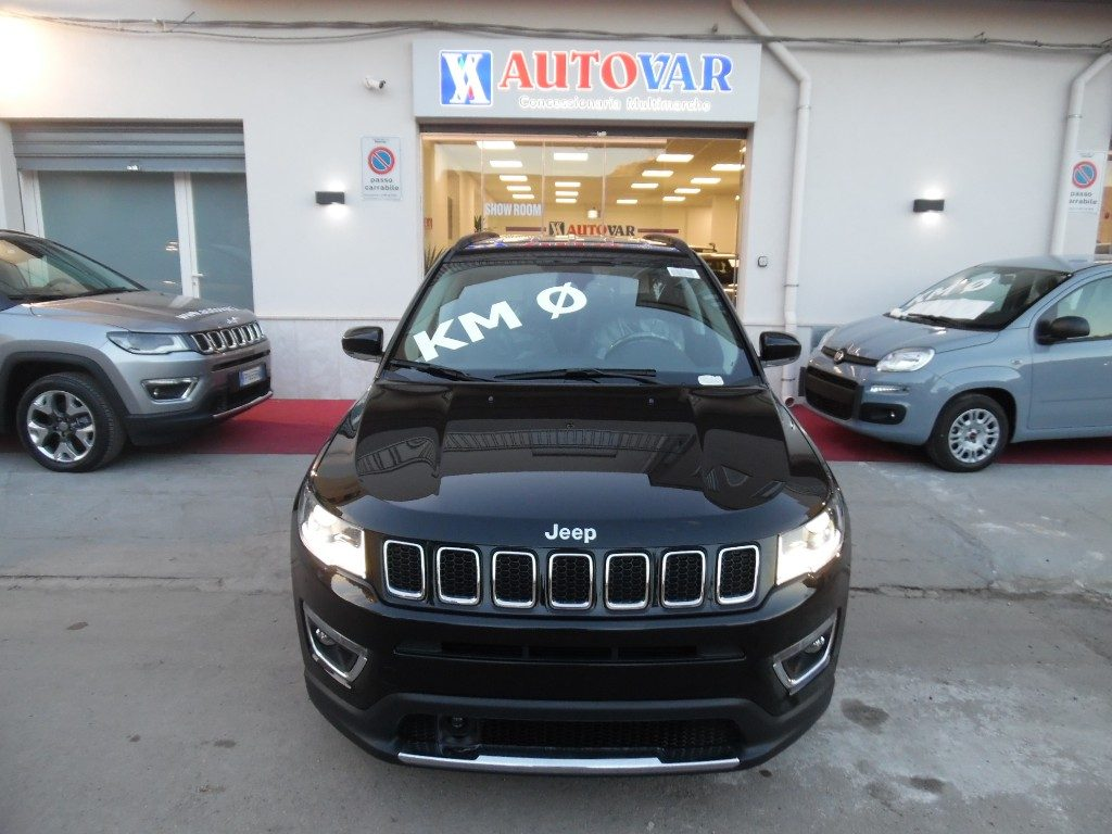 Compass 1.6 Multijet II 2WD Limited -KM0-