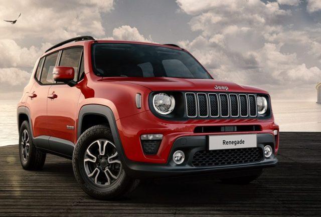 Jeep Renegade km 0 1.3 T4 DDCT Longitude a benzina Rif. 11907992