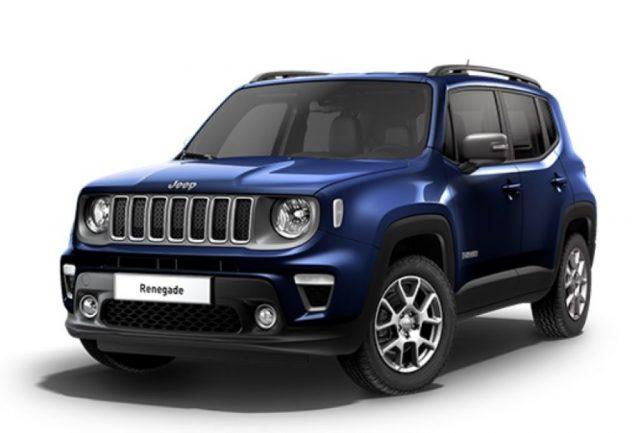 Jeep Renegade km 0 1.0 T3 Limited a benzina Rif. 11907793