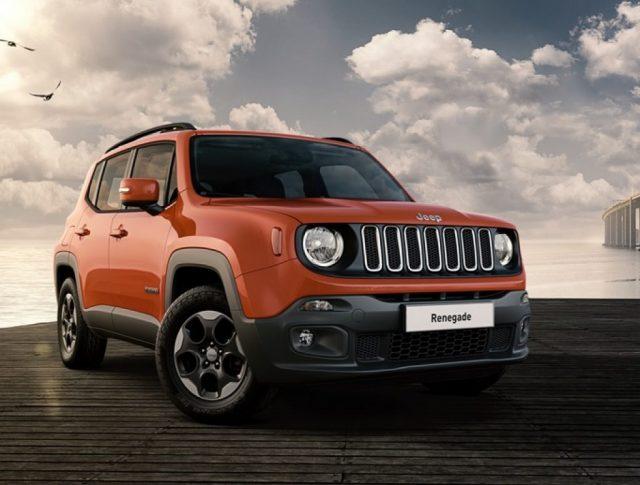 Jeep Renegade km 0 1.6 Mjt 120 CV Business diesel Rif. 11907803