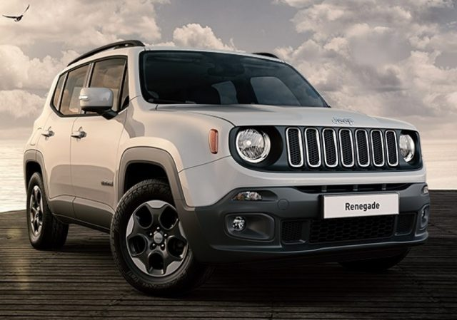 Jeep Renegade km 0 1.6 Mjt 120 CV Business diesel Rif. 11907800