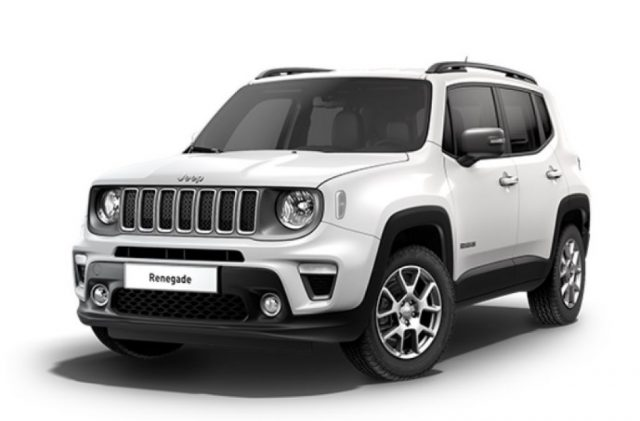 Jeep Renegade km 0 1.3 T4 DDCT Limited a benzina Rif. 11907799