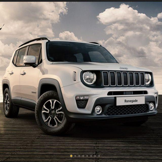 Jeep Renegade km 0 1.0 T3 Longitude a benzina Rif. 11907786