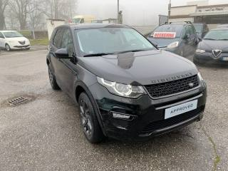 LAND ROVER Discovery Sport 2.0 TD4 150 CV HSE Usata