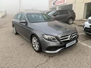 MERCEDES-BENZ E 220 D S.W. Auto Premium Usata